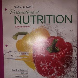 NUTRITION BOOK LOOSE LEAF